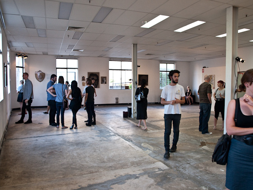 Ma. Gallery in Sydney - floor space galore!